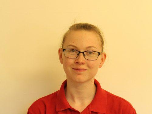 Kirsty Anne- Nursery Officer